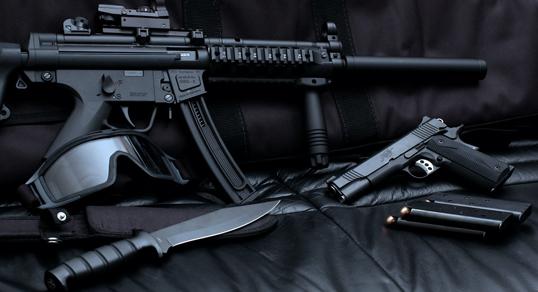 FCLMS Firearm